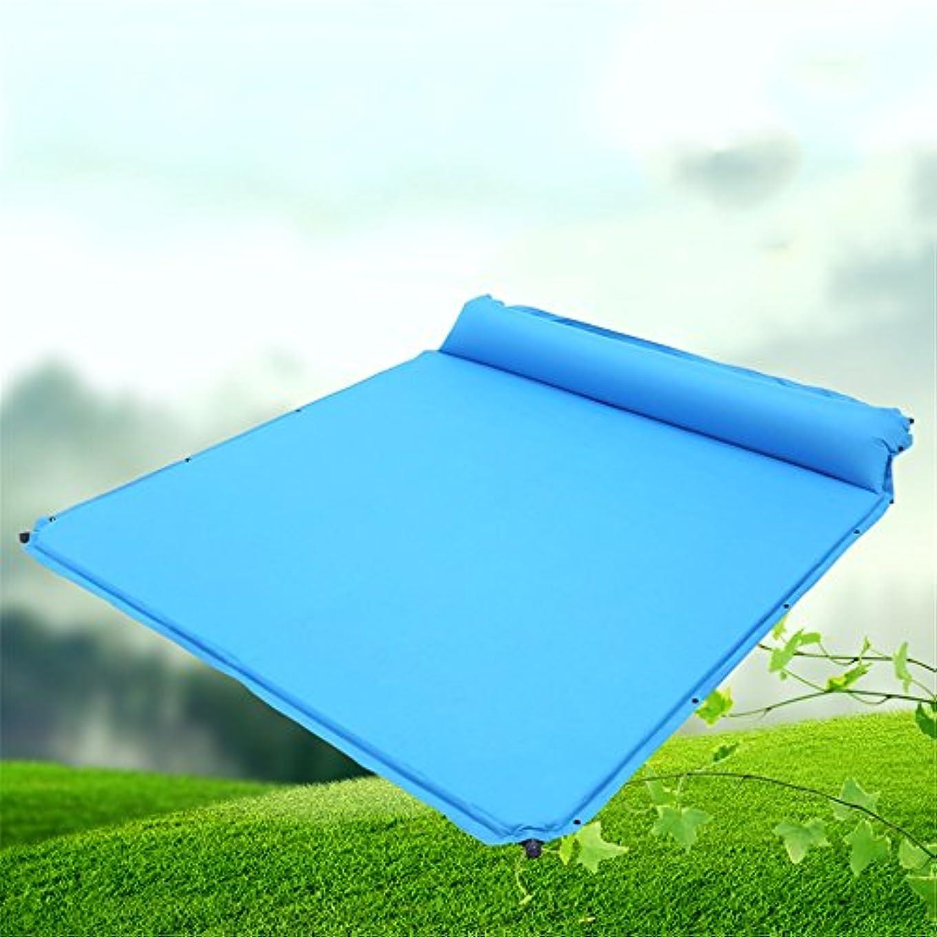 名門ガロン禁止屋外の二重自動膨脹可能なクッションの厚くなる広いキャンプテントの膨脹可能なクッション