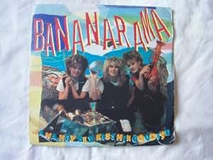 "Na Na Hey Hey Kiss Him Goodbye - Bananarama 7"" 45"