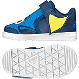 adidas(アディダス) ベビーシューズ スニーカー BABY DISNEY ニモ キッズ 子供 こども ベルクロ ディズニー ドリー 子供靴 13.0cm S78641-ショックブルー baby-disney-nemo-130-S78641