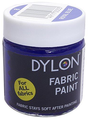 DYLON カラーファン (布地用・手描き用染料) 25ml col.8 ロイヤルブルー