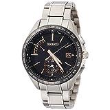 [ブライツ]BRIGHTZ 腕時計 BRIGHTZ ソーラー電波 デュアルタイム チタンモデル SAGA243 メンズ
