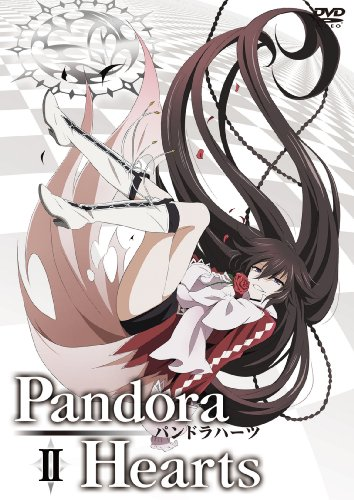 PANDORAHEARTS DVD RETRACE:2の詳細を見る