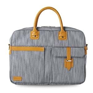 cheero Laptop PC Bag CLASSY (14 inch, Grey)