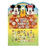 ディズニー 2018年 壁掛けカレンダー ペン付き ミッキーマウス ミニーマウス 2018年 カレンダー Disney 【東京ディズニーリゾート限定】