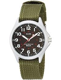 [アルバ]ALBA 腕時計クオーツ ALBA 時分針ルミ メンズスポーツ AQPK403 メンズ