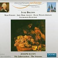 Franz Joseph Haydn: Die Jahreszeiten by David Wilson-Johnson (2013-08-05)