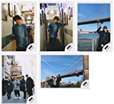 NEWS 公式写真 海外(ニューヨーク) 撮影オフショット 5枚フルセット 【小山慶一郎】