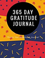 365 Day Gratitude Journal