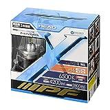 IPF ヘッドライト LED H4 バルブ  6500K 341HLB