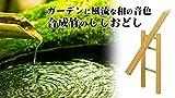 合成竹製 鹿威し(ししおどし) 日本庭園や和風のお庭におすすめガーデングッズ Japanese garden deer scarer synthetic bamboo water fountain