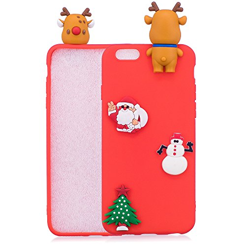 [해외]Crazylemon iPhone 케이스 귀여운 크리스마스 선물/Crazylemon iPhone case pretty Christmas gift