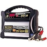 OMEGA PRO ( オメガ・プロ ) バッテリー充電器 12V専用 【マイコン制御 全自動パルス充電器】 (高速充電モード付) OP-0007