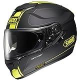 ショウエイ(SHOEI) バイクヘルメット フルフェイス GT-Air WANDERER (ワンダラー) TC-3 (YELLOW/BLACK) XXL (頭囲 63cm)