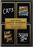 Andrew Lloyd Webber: Live Musicals Collection [DVD]