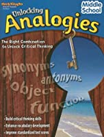 Unlocking Analogies: Reproducible Middle School by STECK-VAUGHN(2007-01-01)