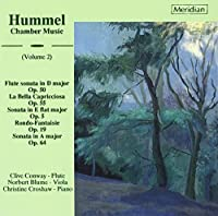 Hummel:Chamber Music Vol.2