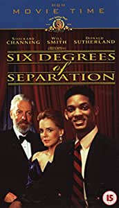 Six Degrees of Separation [VHS] [Import]
