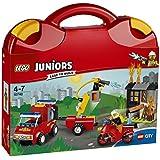 LEGO Juniors Fire Patrol Suitcase 10740 Playset Toy