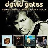 First, Never Let Her Go, Goodbye Girl, Falling in Love Again [CD, Import] / David Gates (CD - 2013)