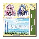 ユニオリズム☆カルテット アクリルジオラマ SDver.04(レミリア・セレーネ)【グッズ】
