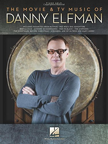 The Movie & TV Music of Danny Elfman: Piano Solo