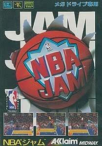 NBA JAM(NBA ジャム) MD 【メガドライブ】