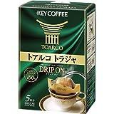 キーコーヒー ドリップオン トアルコトラジャ 5杯
