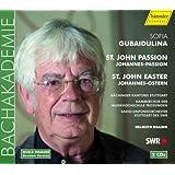 St. John Passion/St. John Easter