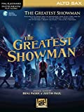 The Greatest Showman: Instrumental Play-Along Series for Alto Sax (English Edition) 画像