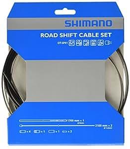シマノ シフトケーブルセットロード用SUS ブラック Y60098022