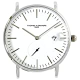 [Thomas Alexandre]トーマ・アレクサンドル 腕時計 フランス 替えベルト対応 ミニマル メンズ/レディース時計