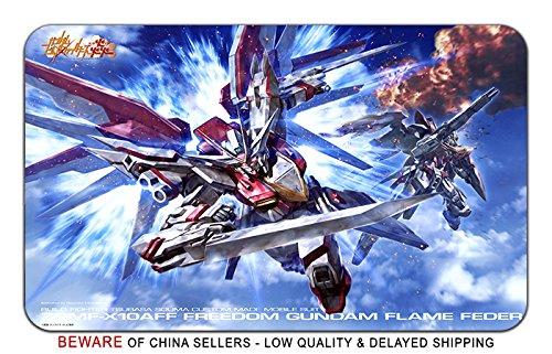 Gundam Build FightersアニメスタイリッシュなPlaymatマウスパッド(24x 14) インチ[ MP ] Gundam Build fight-3