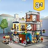 レゴ(LEGO) クリエイター タウンハウス ペットショップ&カフェ 31097 ブロック おもちゃ 女の子 男の子 画像