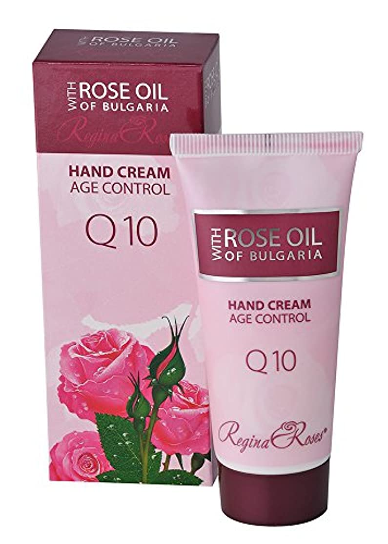 ベーコンダンプ緊張するBiofresh Regina Roses ハンドクリーム年齢調整Q10 50 ml