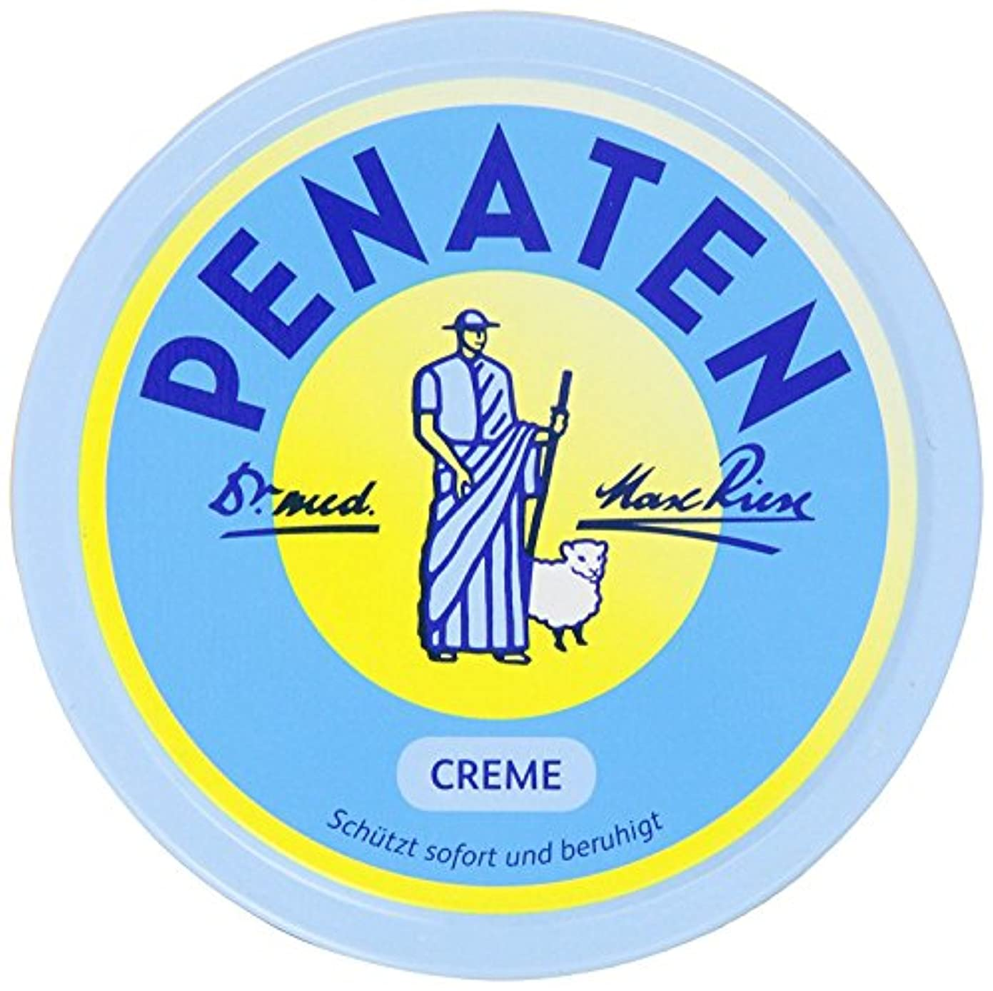 形容詞スラム街収縮(ペナテン) Penaten Baby Creme 150 ml, 3er Pack (3 x 150 ml) (並行輸入品) shumaman