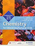 Edexcel International GCSE Chemistry Student Book Second Edition (Edexcel Igcse) 画像