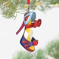 Disney Snow White Shoe Ornamentレッド