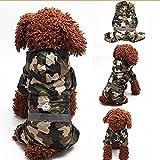 レインポンチョ ペット服 帽子付き 袖付き ドッグウェア 防水 雨の日 雨具 大型 中型 犬用品 四本足 XS S M L XL XXL