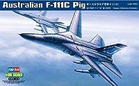 ホビーボス 1/48 オーストラリア空軍 F-111C プラモデル