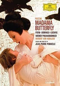 プッチーニ:歌劇≪蝶々夫人≫ [DVD]