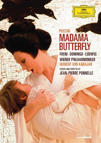 プッチーニ:歌劇《蝶々夫人》 [DVD]