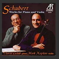 Schubert: Works For Piano And Violin