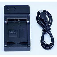 SONY NP-FV100 FV70 FV50 NP-FH100 FH70 FH50 NP-FPシリーズ 対応 USB急速充電器