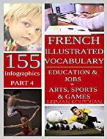 French Illustrated Infographics: 155 Stunning Inforgraphics - Part 4 (French Vocabulary Infographics)