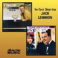 Two Classic Albums From Jack Lemmon ( TWIST OF LEMMON / SOME LIKE IT HOT )