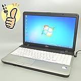 即使用可能中古ノートパソコン Windows