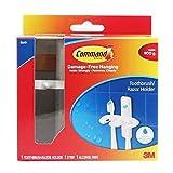 Command 17621B Toothbrush Holder