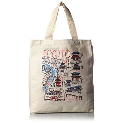 [エムユースタイル] M.U.STYLE CITY SCAPEトート(JAPAN) CJ-KT-01N KYOTO(京都) (KYOTO(京都)生成)