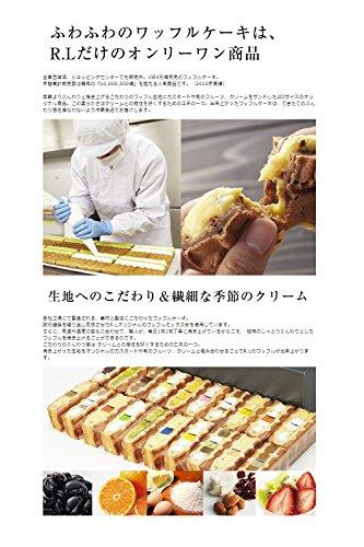 ワッフルケーキ 10個入り 詰め合わせ