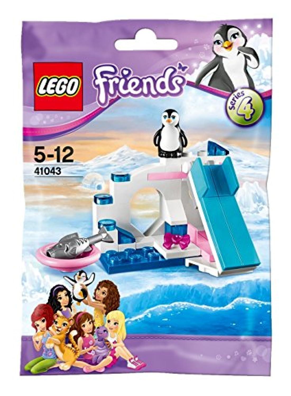 レゴ (LEGO) フレンズ ペンギンとアイスマウンテン 41043